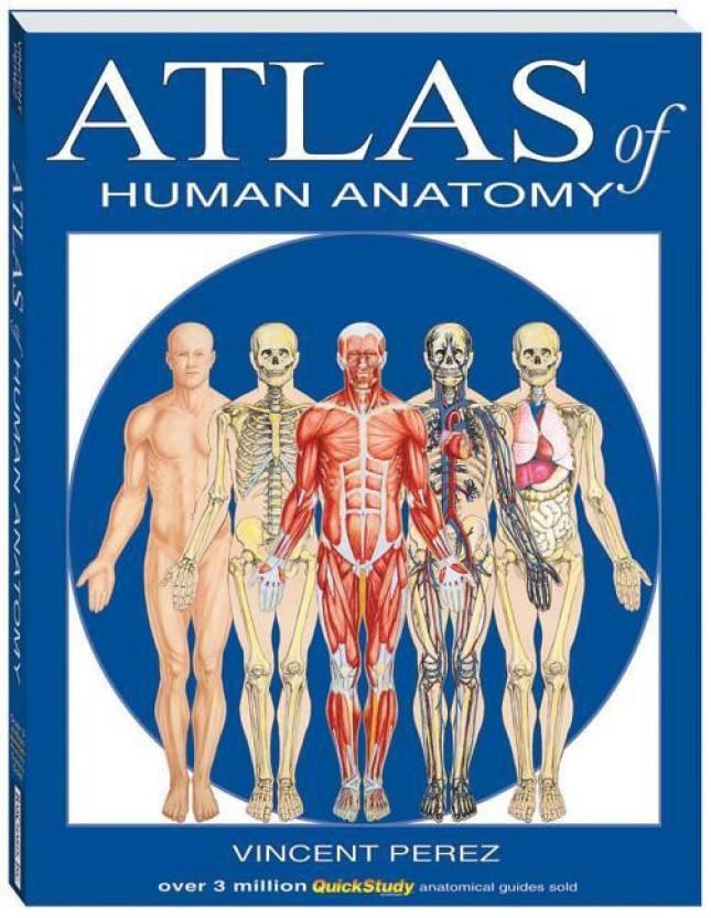 Atlas of Human Anatomy - Buy Atlas of Human Anatomy Online at Best ...