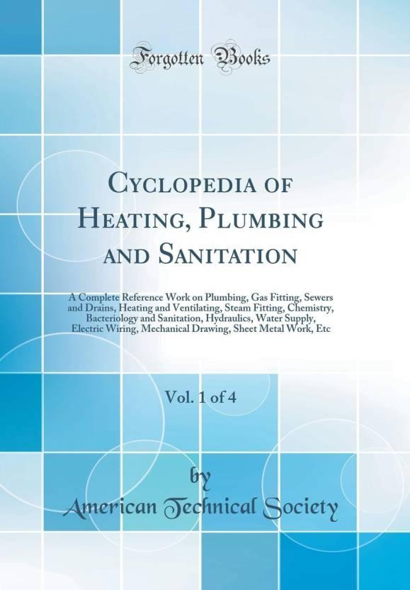 Enjoyable Cyclopedia Of Heating Plumbing And Sanitation Vol 1 Of 4 Buy Wiring Database Numdin4X4Andersnl