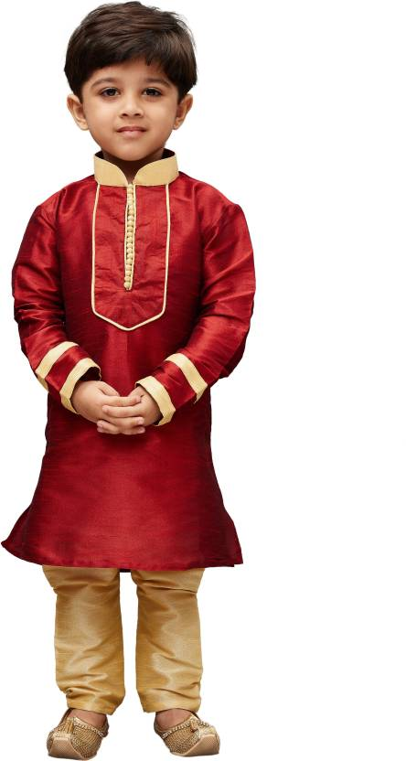 70611a04f JBN Creation Boys Festive & Party, Wedding Kurta and Pyjama Set ...