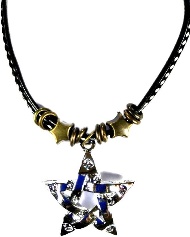 MM ZODIAC STAR Copper Plated Metal Chain