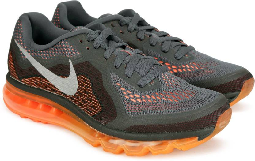 premium selection 7f698 9d716 Nike AIR MAX 2014 Running Shoes For Men (Multicolor)