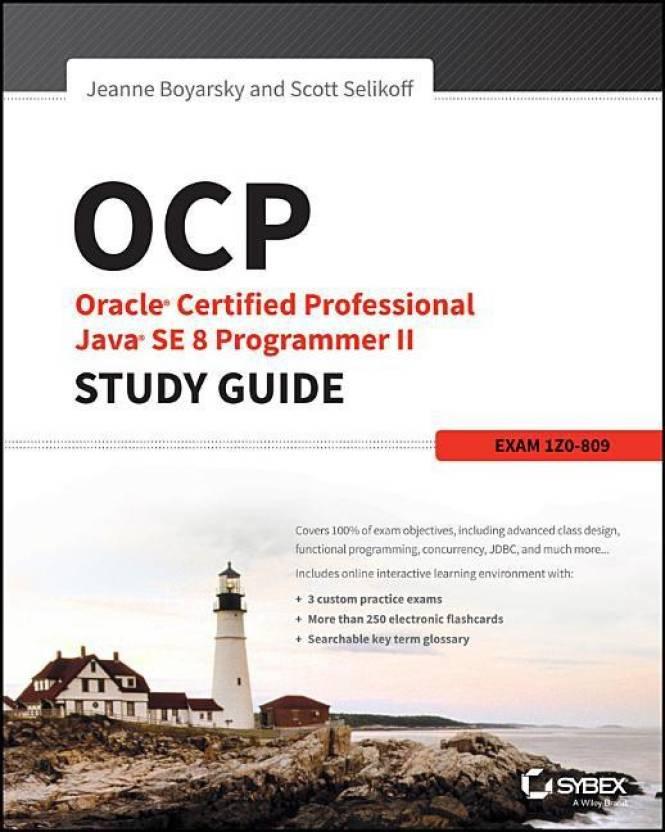 Ocp Oracle Certified Professional Java Se 8 Programmer Ii Study