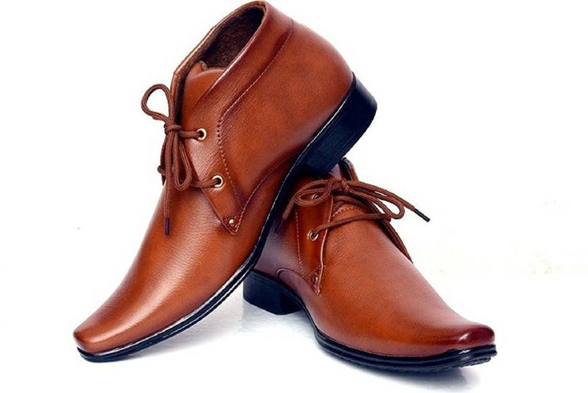 62b0c0a75591 Deals4you Men s Synthetic Leather Formal Shoes Casuals For Men - Buy ...