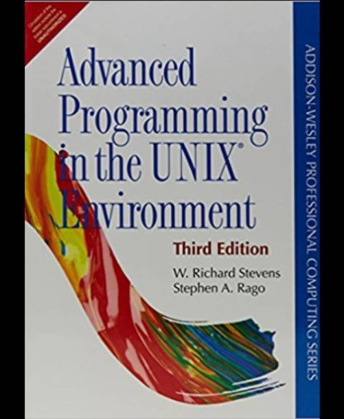 Advanced Programming in the Unix Environment: Buy Advanced