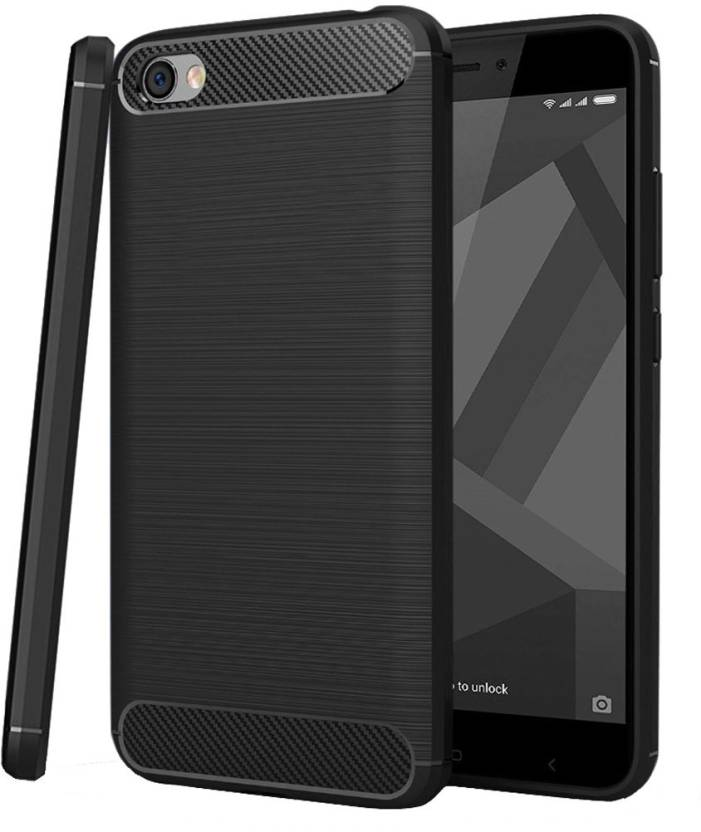 finest selection 54d9a 63698 REALIKE Back Cover for Mi Redmi Y1 Lite