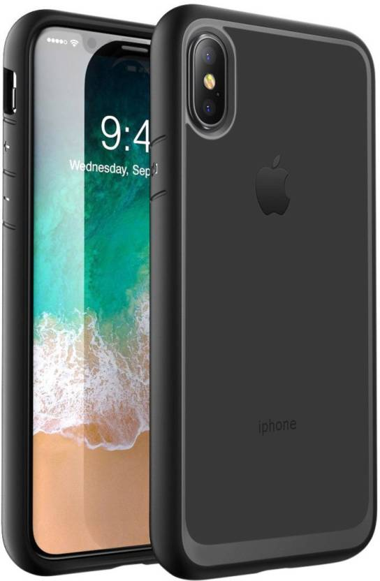 half off 409ec 180ee REALIKE Back Cover for Apple iPhone X