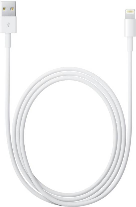 309a844d6a6 Apple MD819ZM/A Lightning to USB Cable (2 m) Lightning Cable - Apple ...