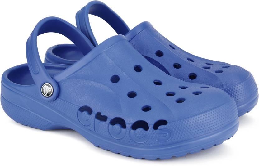 e4506ef9c Crocs Men 4O5 Clogs - Buy Cerulean Blue Color Crocs Men 4O5 Clogs Online at  Best Price - Shop Online for Footwears in India