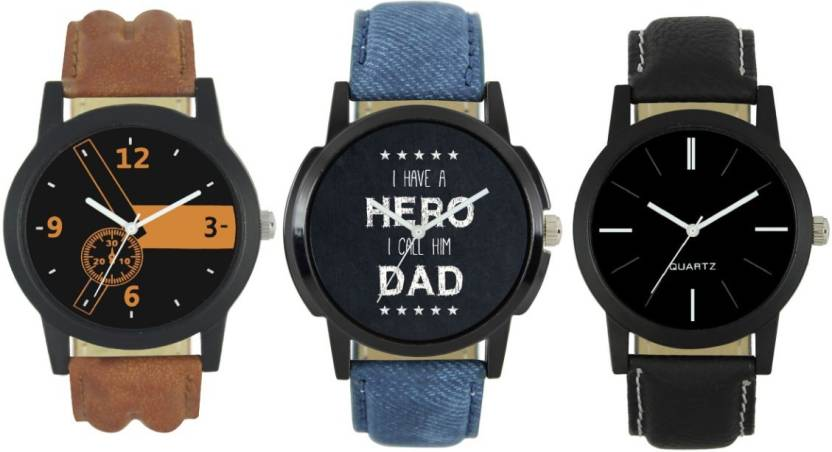 608ffad25da Codice mens watches combo Leather Strap Low Price Watch - For Men - Buy  Codice mens watches combo Leather Strap Low Price Watch - For Men mens  watches combo ...