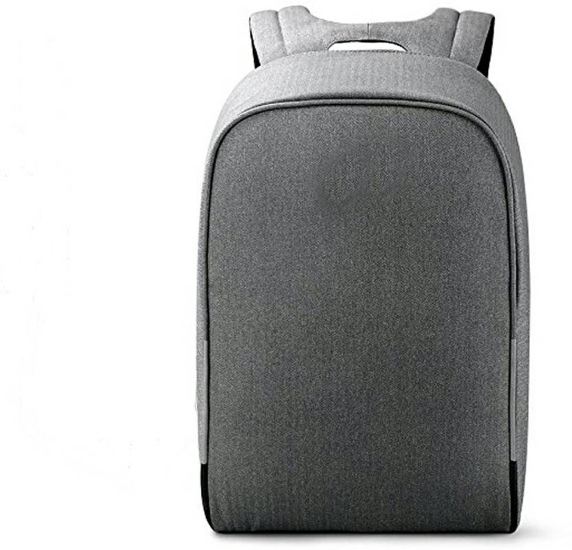 381359d4296a Snazzy T-B3213H Anti-Theft 35 L Laptop Backpack Light Gey - Price in ...