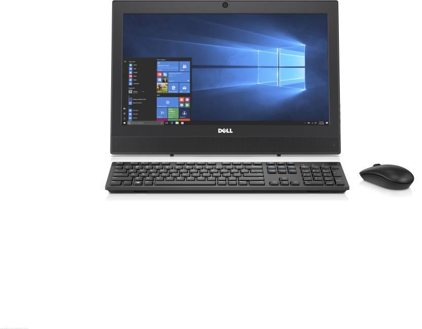Dell - (Core i3 (7th Gen)/4 GB DDR4/500 GB/Ubuntu)