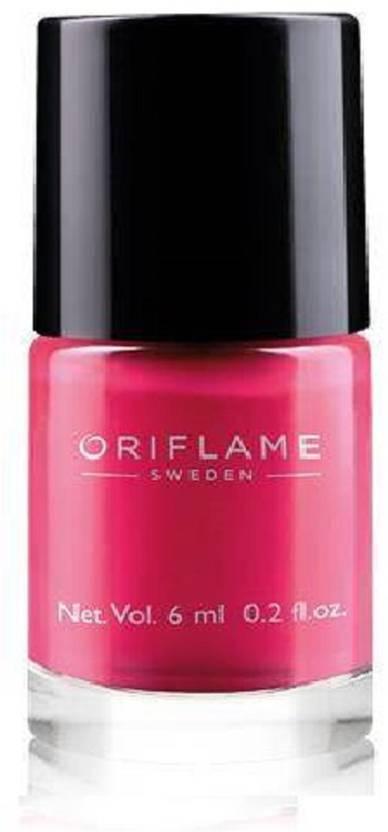 Oriflame Sweden Pure Colour Nail Polish Intense Pink Price In India Buy Oriflame Sweden Pure Colour Nail Polish Intense Pink Online In India Reviews Ratings Features Flipkart Com
