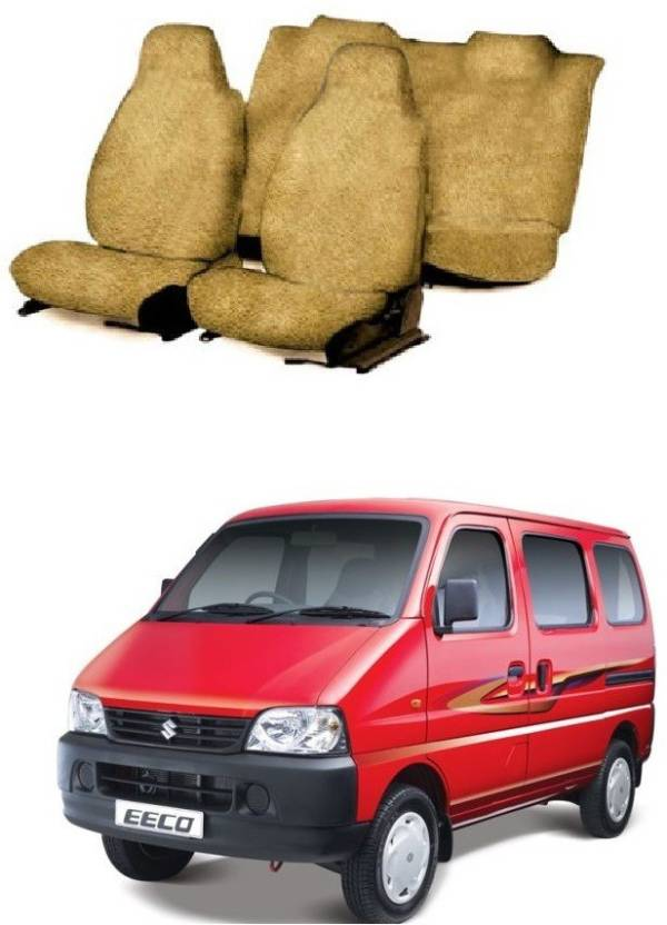 Jmjw Sons Cotton Car Seat Cover For Maruti Eeco Price In India