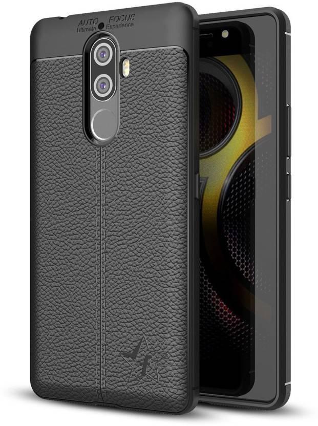 new concept 6bc35 e9237 Flipkart SmartBuy Back Cover for Lenovo K8 Note
