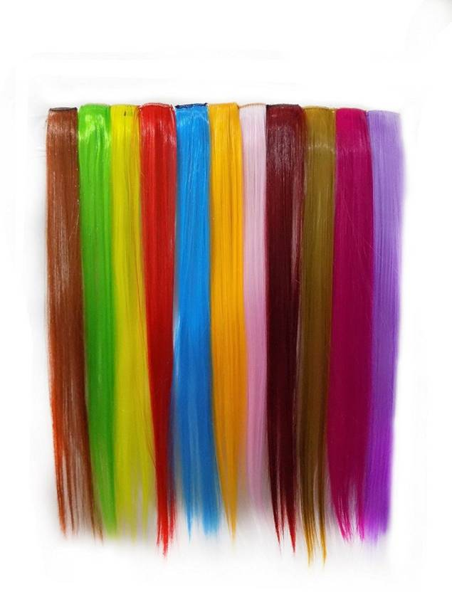 Confidence Coloured hair Extension For Women 23ff316eec