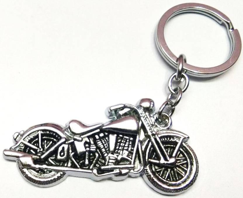 f585c928553e Prime Key Chain Metal Key Ring Royal Enfield Bullet Bike Key Chain Key Chain  Price in India - Buy Prime Key Chain Metal Key Ring Royal Enfield Bullet  Bike ...