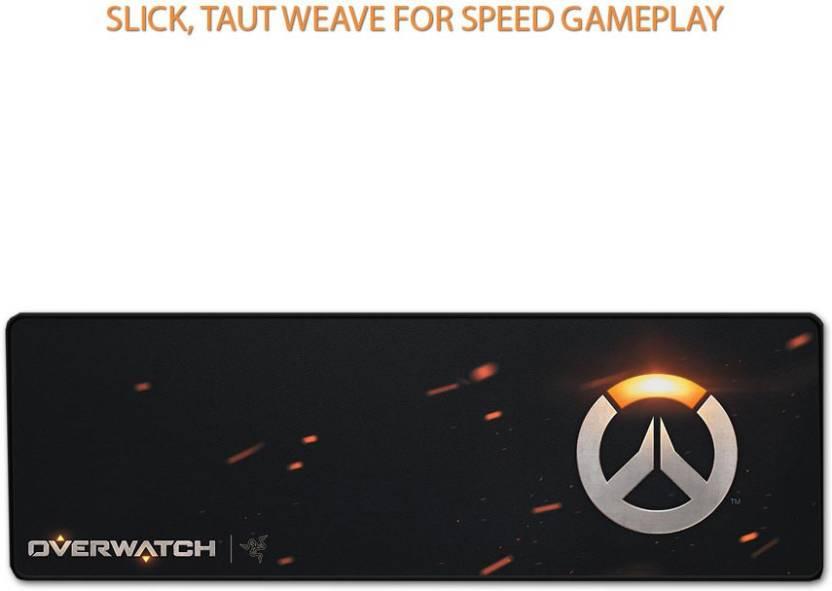 Razer Overwatch Goliathus Extended Speed Large Mousepad