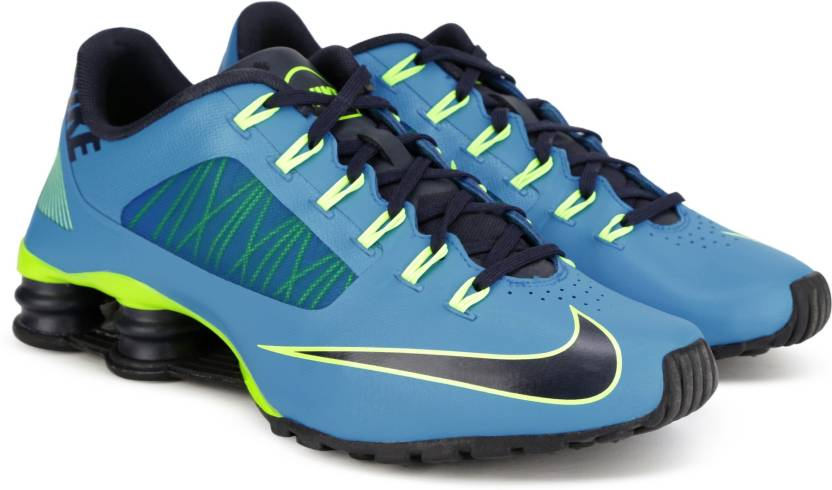 ff22e832146c Nike SHOX SUPERFLY R4 Sneakers For Men - Buy Photo Blue Volt Color ...