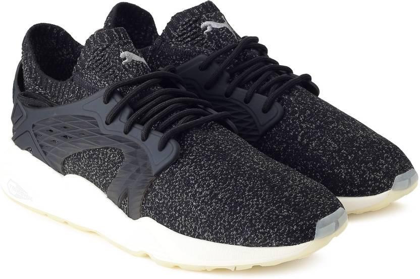 f87f34aaa282 Puma Blaze Cage evoKNIT Sneakers For Men - Buy Puma Black-Steel Gray ...