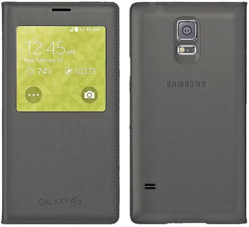 the latest 2465e f447e COVERNEW Flip Cover for SAMSUNG Galaxy S5 - COVERNEW : Flipkart.com