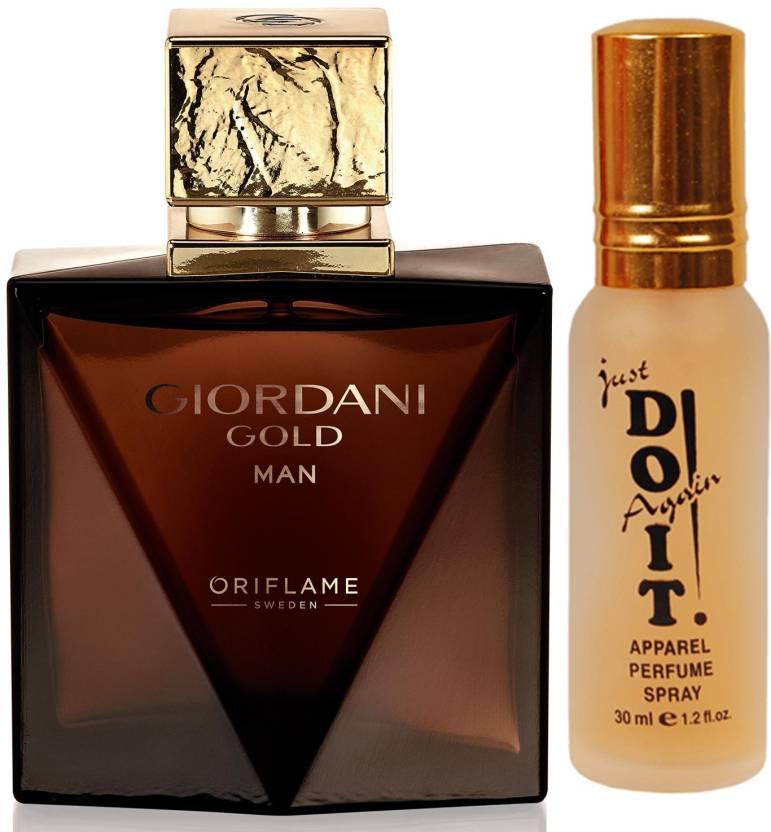 Oriflame Sweden Giordani Gold Man Eau De Toilette 75ml 32155 With
