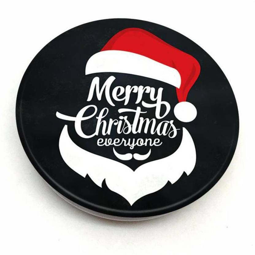 CRAZYINK Merry Christmas Everyone Santa Mobile Holder Price in India ...