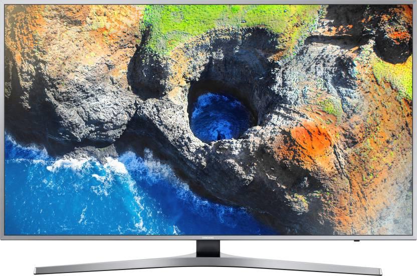 Samsung Series 6 123cm (49 inch) Ultra HD (4K) LED Smart TV