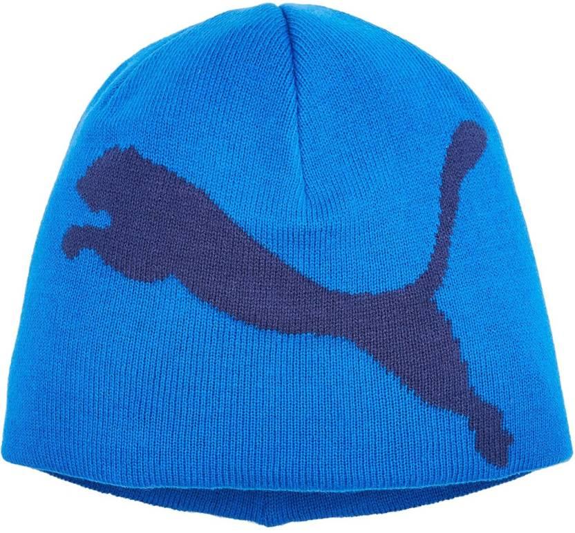 online store 15860 ff1b9 Puma Woven ESS Big Cat Beanie Cap - Buy Puma Woven ESS Big Cat Beanie Cap  Online at Best Prices in India   Flipkart.com