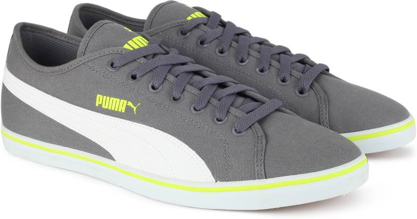 Puma Elsu v2 CV DP Sneakers For Men - Buy QUIET SHADE-Safety Yellow ... c97f36762