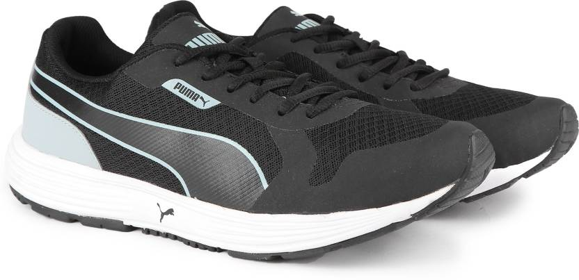 Puma Future Runner II DP Sneakers For Men - Buy Black-Quarry Color ... 328404339cfb