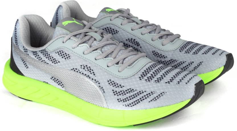 f6fc6990630 Puma Meteor IDP Running Shoes For Men - Buy Quarry-Silver-Safety ...