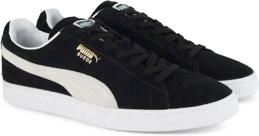Puma Suede Classic + IDP Sneakers For Men - Buy Puma Black-Puma ... 485bea808