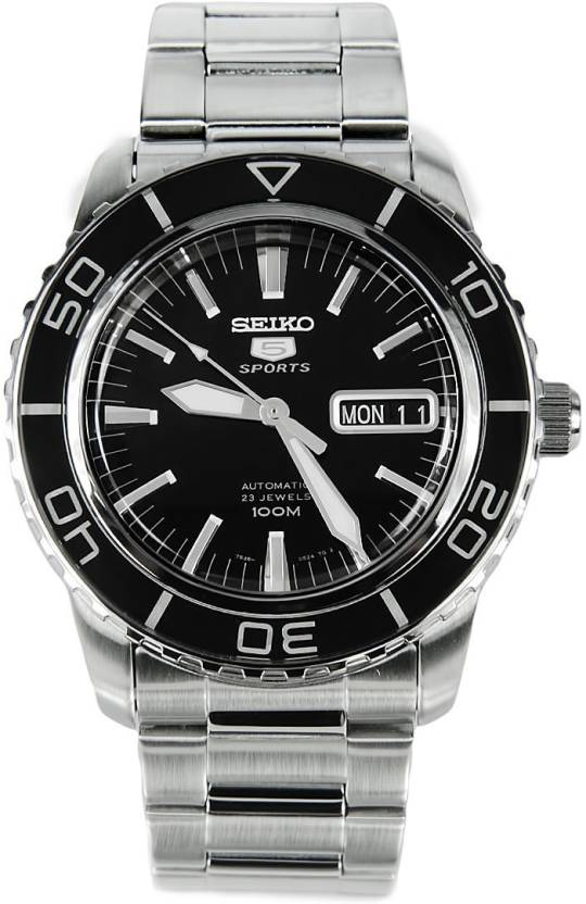 e9655487c Seiko SNZH55K1 Seiko 5 Sports Watch - For Men - Buy Seiko SNZH55K1 Seiko 5  Sports Watch - For Men SNZH55K1 Online at Best Prices in India |  Flipkart.com