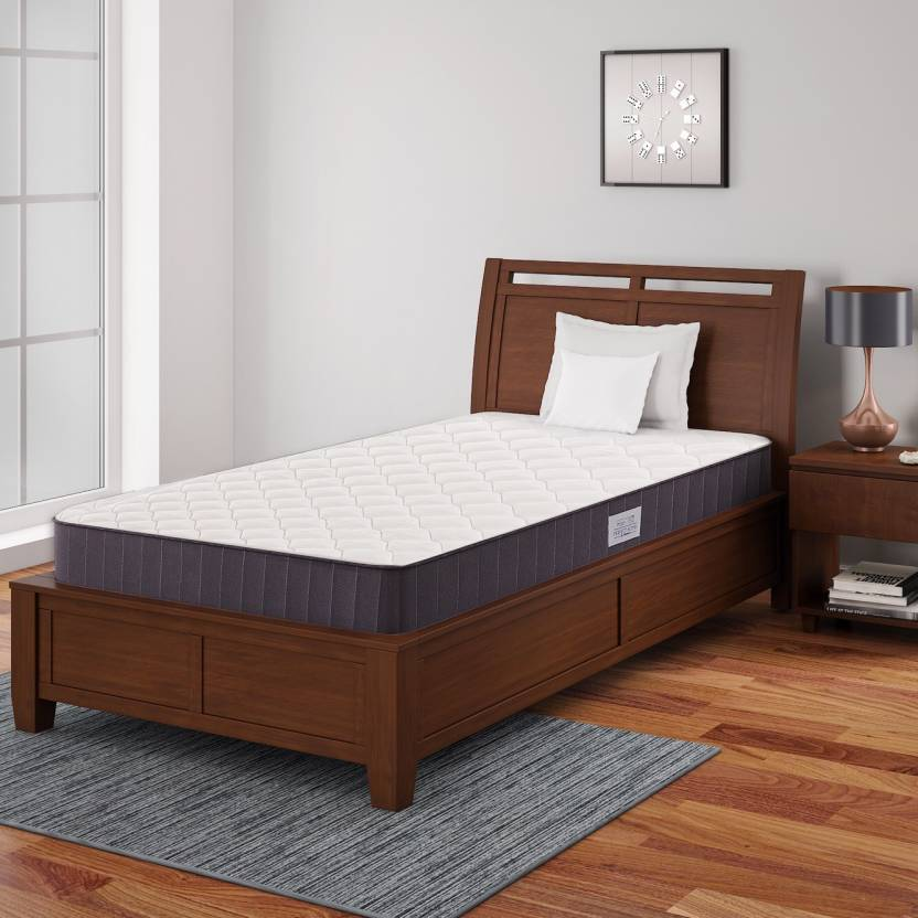 Flipkart Perfect Homes Siesta 7 inch Single Bonnell Spring Mattress ...