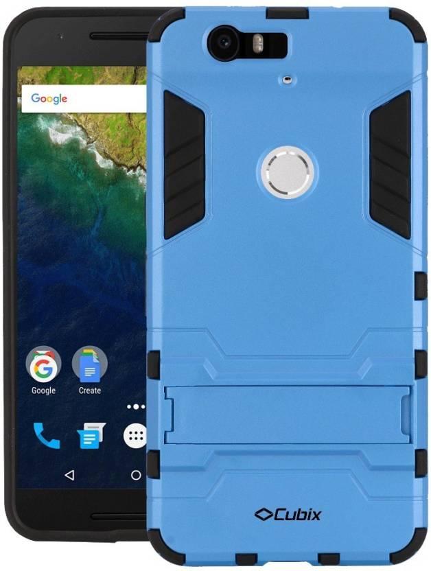 new concept f91eb 3ed39 Cubix Back Cover for Huawei Nexus 6P - Cubix : Flipkart.com