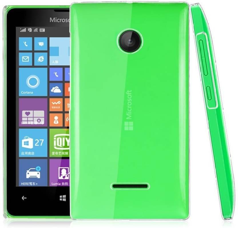 pretty nice 6e35f ae134 Cubix Back Cover for Microsoft Lumia 435 - Cubix : Flipkart.com