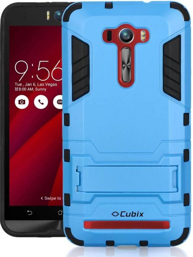 new concept 2ba7d 7396e Cubix Back Cover for Asus Zenfone 2 Laser ZE550KL