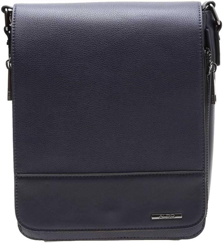 d1103bfdf76 Buy ALDO Hand-held Bag Blue Online   Best Price in India