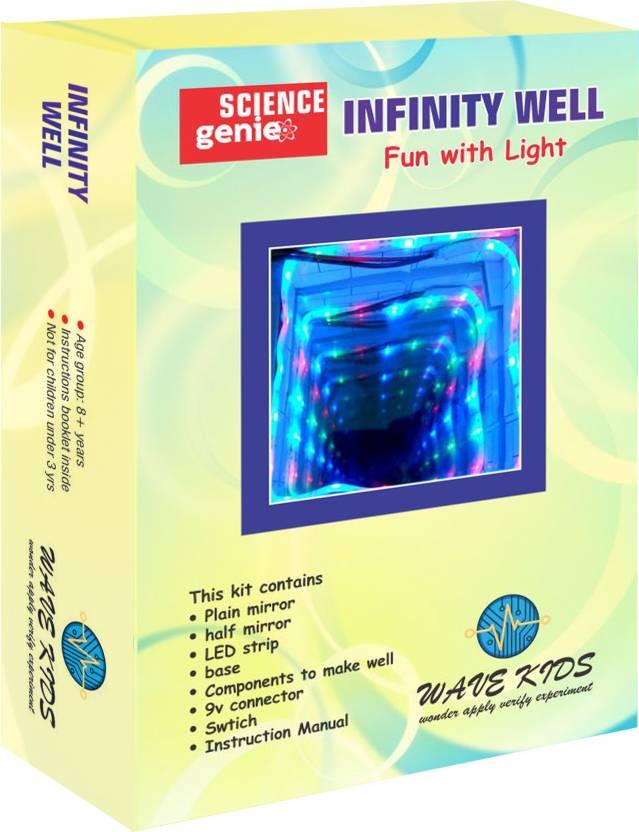 Wavekids magical well optical illusion diy kit innovative do wavekids magical well optical illusion diy kit innovative do it yourself diy solutioingenieria Gallery