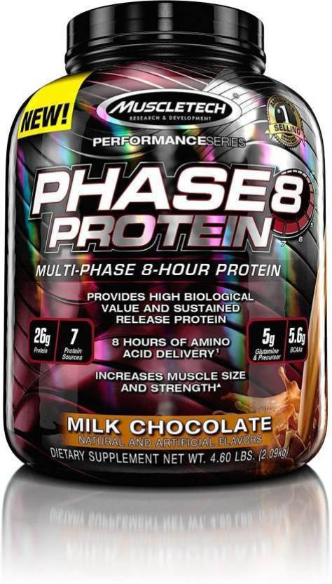 Muscletech Performance Series Phase 8 Whey Protein Price in India ... b59e8dcae