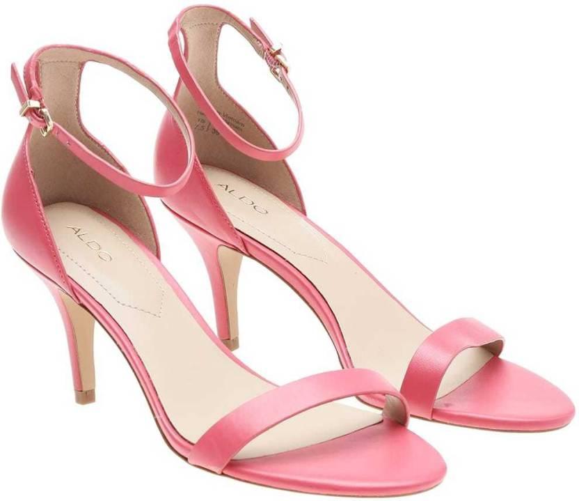 3194fdcf557f ALDO Women Pink Heels - Buy ALDO Women Pink Heels Online at Best Price -  Shop Online for Footwears in India