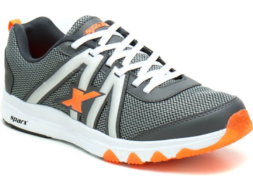 238eb4738424 Sparx SM-343 Running Shoes For Men - Buy DarkGrey Color Sparx SM-343 ...