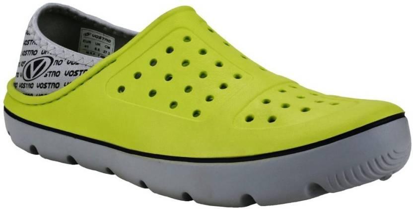 e76eeb4faa Vostro Bob-Green Grey Clogs For Men - Buy VES109-Green Grey Color ...