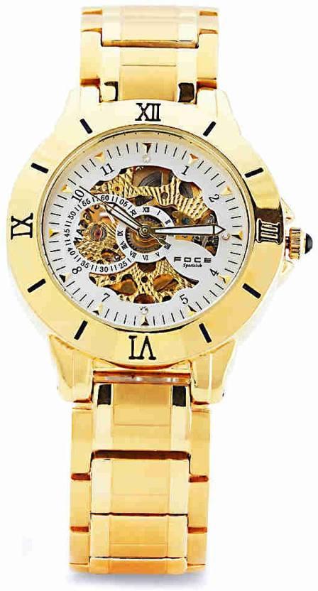 802c44fb164 FOCE F979GGM ASTRON Watch - For Men - Buy FOCE F979GGM ASTRON Watch - For  Men F979GGM Online at Best Prices in India