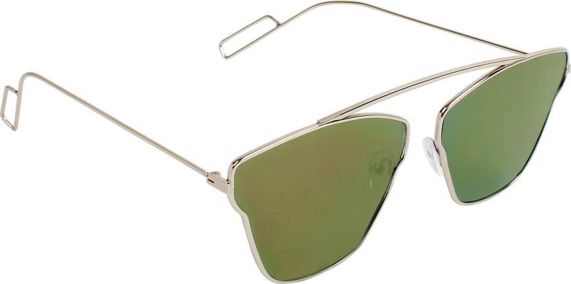 30379385b Buy Amour Retro Square Sunglasses Violet For Men & Women Online ...