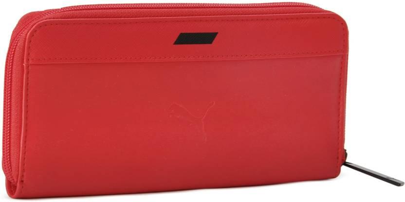 70334f763f87e Puma Formal Red Clutch rosso corsa - Price in India