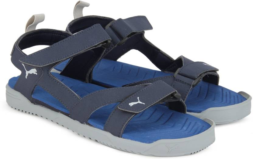 b2d522cc1d69be Puma Men Peacoat-Royal Blue Sports Sandals - Buy Peacoat-Royal Blue Color Puma  Men Peacoat-Royal Blue Sports Sandals Online at Best Price - Shop Online  for ...