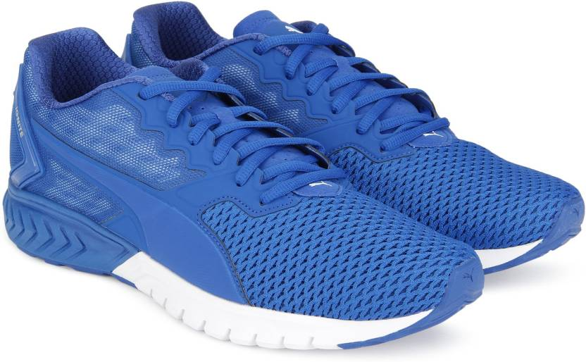 a7f7e90cea5a Puma IGNITE Dual Mesh Running Shoes For Men - Buy Lapis Blue-Quarry ...