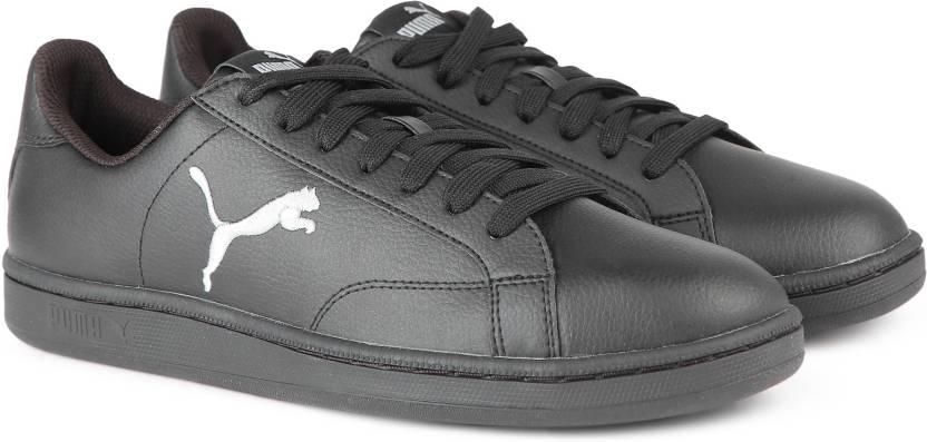 d0cd6298a40 Puma Smash Cat L Sneakers For Men - Buy Black-Quarry Color Puma ...