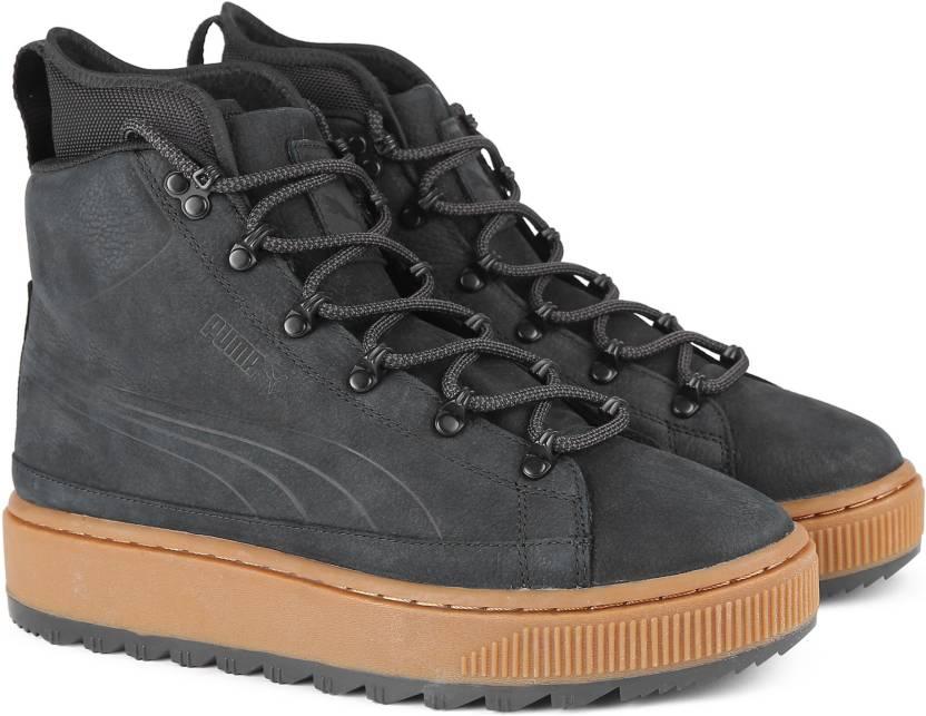 0581395d729 Puma The Ren Boot NBK Sneakers For Men - Buy Puma Black Color Puma ...